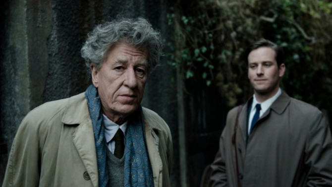 Final Portrait – L'arte di essere amici