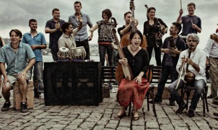 Yo-Yo Ma e i musicisti della via della seta