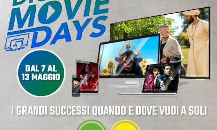 Al via Digital Movie Days