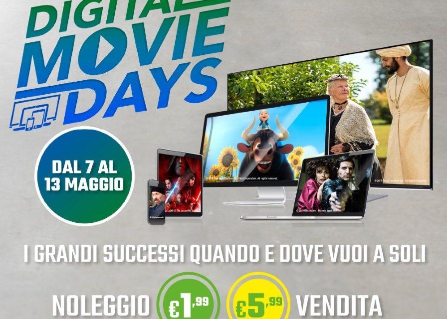 Al via Digital Movie Days