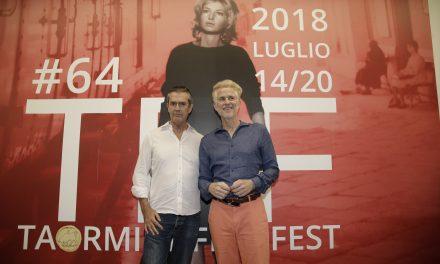 Taormina, un'edizione sprint