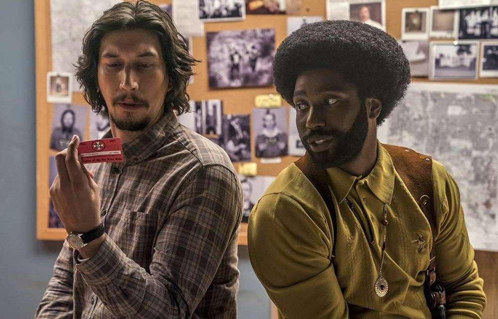 recensione di BlacKkKlansman di onironautaidiosincratico.blogspot.it