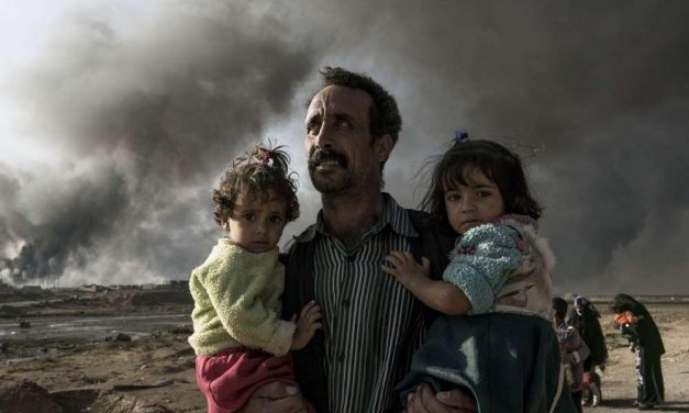 Isis, Tomorrow – The Lost souls of Mosul