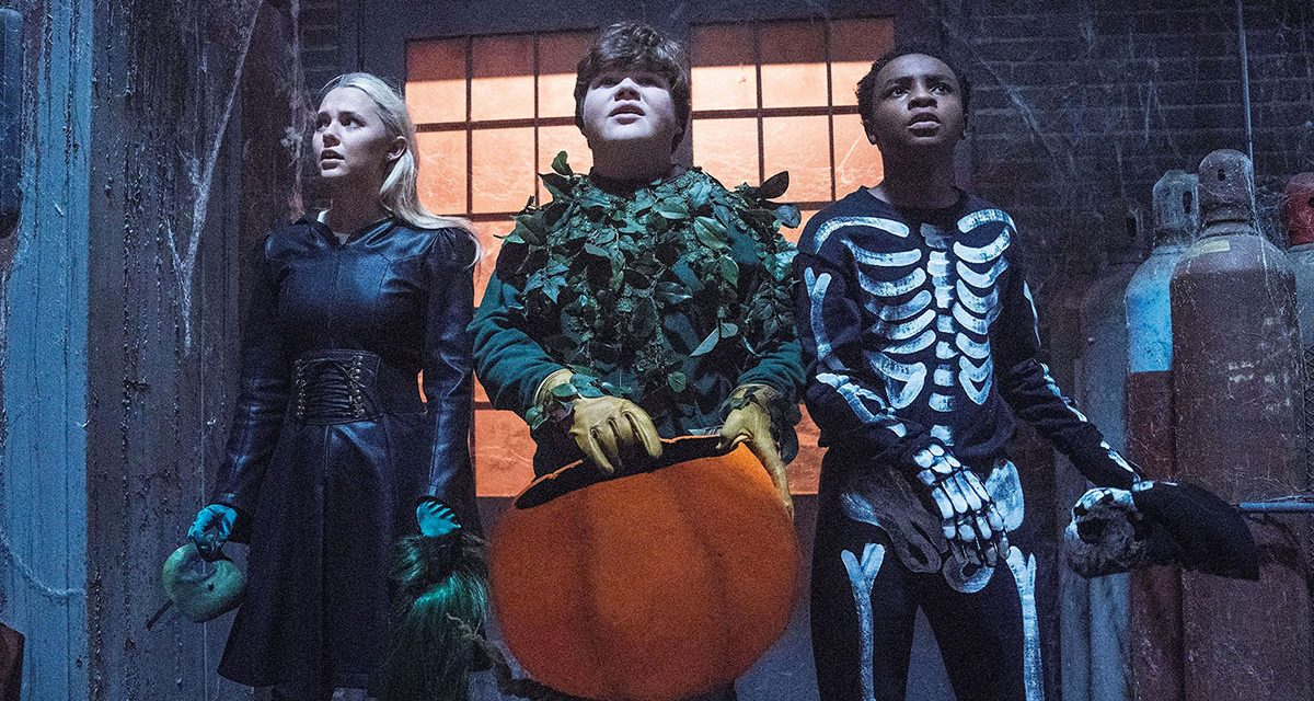 Piccoli Brividi 2 – I fantasmi di Halloween