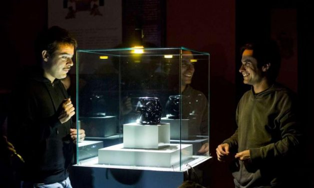 Museo – Folle rapina a Città del Messico