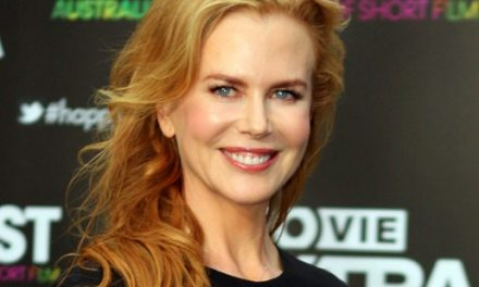 Taormina, Nicole Kidman ospite d'onore