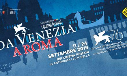 Dal Lido a Roma