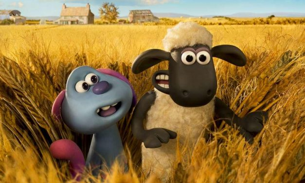 Shaun, vita da pecora: Farmageddon – Il film