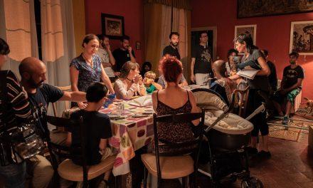 Un incontro su cinema e comunità