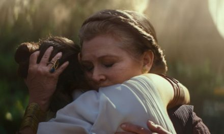 L'ascesa di Skywalker e il ritorno di Carrie Fisher