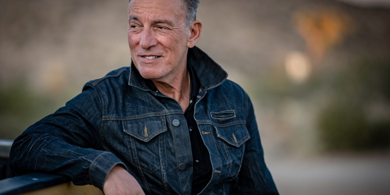Bruce Springsteen, il Boss si racconta