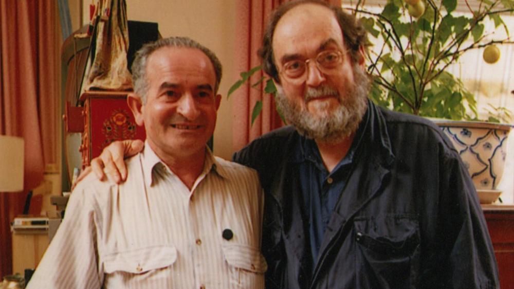 Lunedì 13 aprile, Kubrick e il suo grande amico