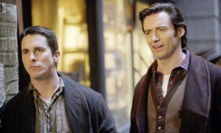 Lunedì 20 aprile, Nolan e i due maghi rivali