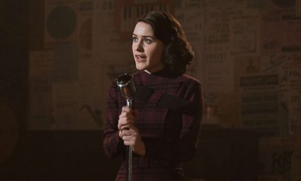 Uno sguardo alle serie TV: Marvelous Mrs. Maisel