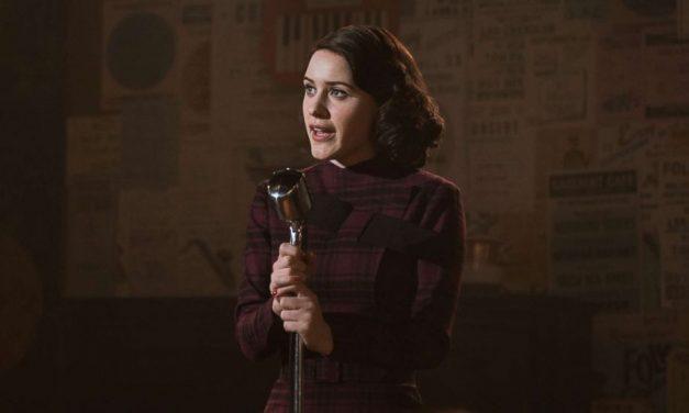 Uno sguardo alle serie TV: Marvelous Mrs. Maisel