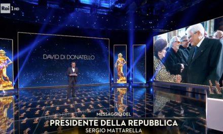David di Donatello 2020: i premiati