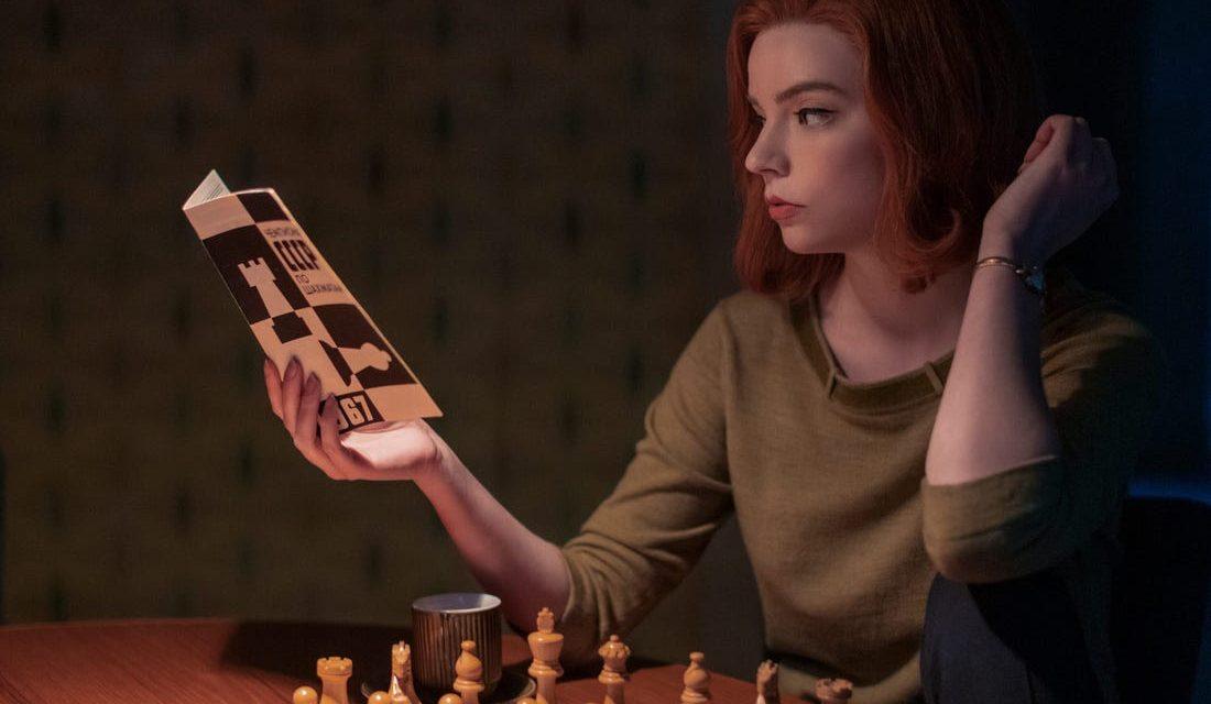 Uno sguardo alle serie tv – La regina degli scacchi
