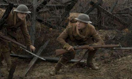 L'inferno della Prima Guerra Mondiale nel Pomeriggio al Gloria